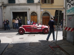 The Mille Miglia Race
