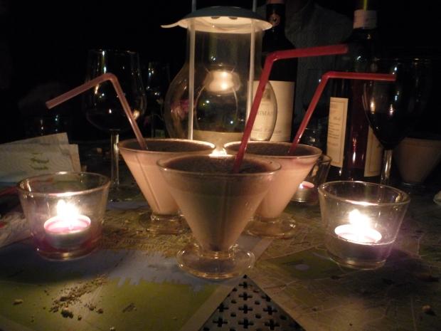 Mars Bar Milkshakes