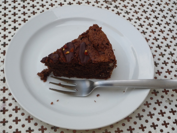 Chocolate and Chilli Cake