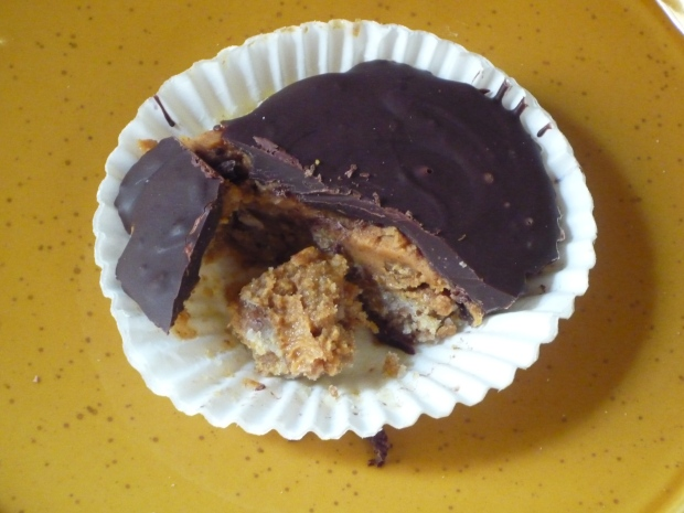 American Treats: Peanut Butter Cups