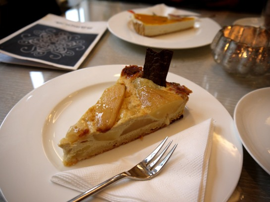 Apple pie, Princess Cheesecake, Berlin