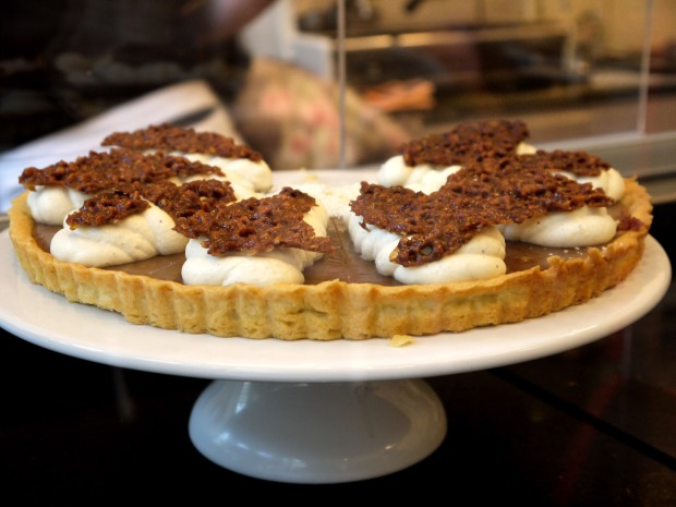 Chocolate cheesecake, Princess Cheesecake, Berlin