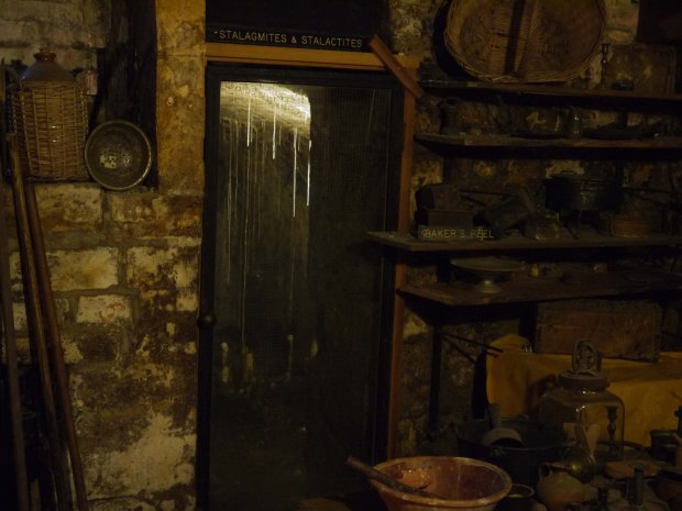 Sally Lunn's kitchen, Bath
