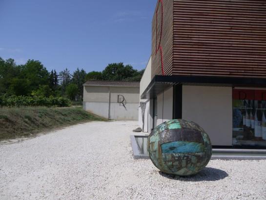 Deleuze-Rochetin Vineyard, Arpaillargues, Provence