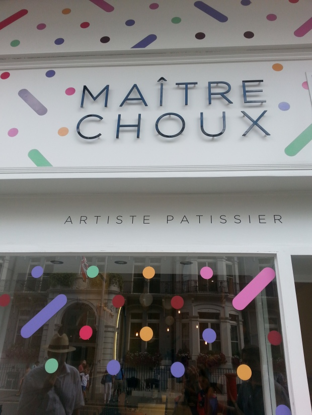 Maitre Choux, South Kensington